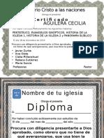 CertificaDos modelo