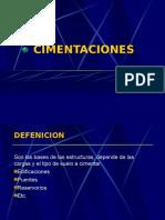 CIMENTACIONES -CONST1