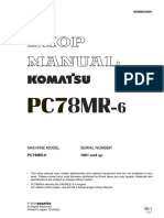 Shop Manual  PC78MR-6-SEBM030601(2).pdf