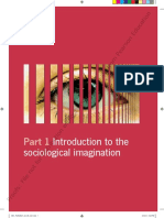 Sociological Immagination Book