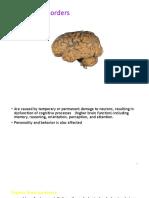 Cognitive Disoerder