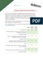Alphorm.com Comparatif Des Abonnements