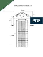 Calculo de Techos de Estructuras Metalicas