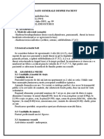 Bronsita Acuta.hipertensiune Arteriala Esentiala Gr.ii Risc Aditional