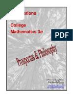 Prospección y Filosofía ABF
