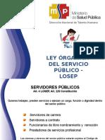 6 Ley Organica Del Servicio Publico