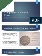 Compromisso Social e Ético