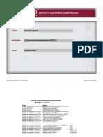 Conformacion de Ayuntamientos 2007 2011