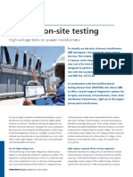CP TD1 Efficient on-site Testing 2010 Issue1