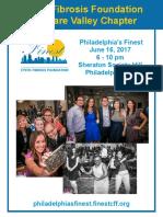 Philadelphia's Finest 2017 Nomination Packet