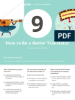 09 How to Be a Better Translator Lesson