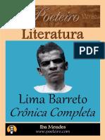 Lima Barreto - Cronicas Completas - Iba Mendes