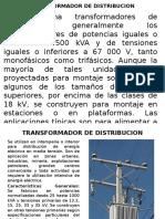 Transformador de Distribucion
