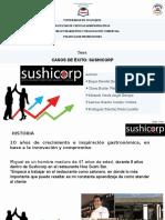 Caso Sushicorp
