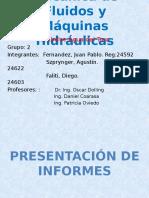 Mecánica de Fluidos y Máquinas Hidráulicas(Presentacion Final)