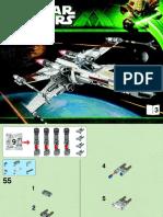 Lego X-wing 6052405