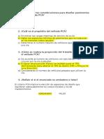 ¿Cuáles son las consideraciones para diseñar pavimentos por el método PCA