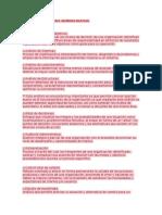 Tecnicas de Analisis Administrativo