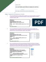 UT4 Programación de Procedimientos y Funciones