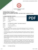 Full Agenda HBOE Feb 14 2017