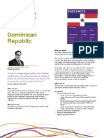 Grant Thornton Dominican Republic Fastfacts