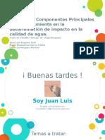PRESENTACION ACP CALIDAD DE AGUA