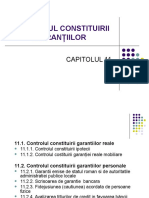 Curs 11 - Garantiile[1]