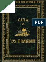 Guia Da Casa Do Bandeirante