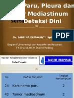 100368_Kanker Paru, Pleura, Tumor Mediastinum & Deteksi Dini