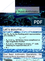 Floating Point Arithmetic