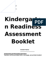 kindergartenreadinessassessmentbooklets