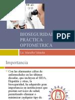 BIOSEGURIDAD EN LA PRÁctica optométrica