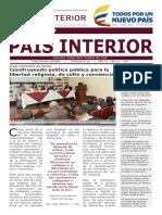 Semanario / País Interior 13-02-2017