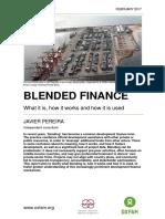 Blended Finance