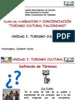 Plan de Formación y Concienciación Turismo Cultural Falconiano