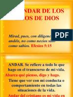 9. El Andar de Los Hijos de Dios