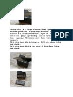 CURSO Recarga Cartucho PG 40