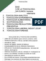 1. TOXICOLOGIA