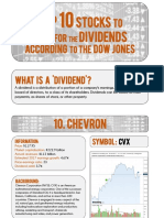 Predicted Top 10 Dividend-Paying Stocks for 2017