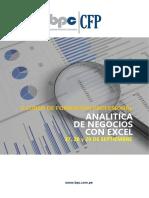 Analitica de Negocios Con Excel