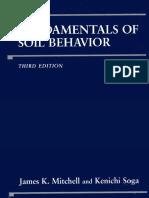 18.J.K.mitchell&K.soga - Fundamentals of Soil Behaviour