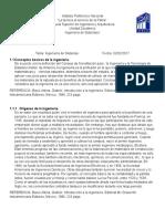 Definiciones Ing. de Sistemas REC