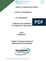 MIOP_U1. Programacion lineal y planteamiento de problemas.pdf