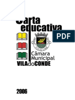 Carta Educativa Vila Do Conde