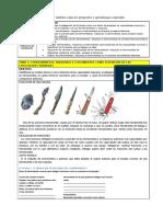 10. Tema 2.1 Herramientas, Maquinas e Instrumentos Como Extencion de Las Capacidades Humanas