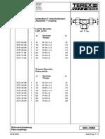 Adjustable T and L-couplings - Einstellbare T Und L -Stutzen