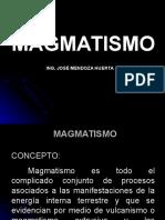 CLASE 3Magmatismo