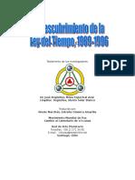 Argüelles, Lloydine Jose - El Descubrimiento de La Ley Del Tiempo, 1989-1996