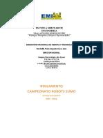 Reglamento Sumo Emi 2016