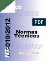 010-2012 Norma Técnica Nt-010-2012 R-00 Conexão de Micro e Minigeração Distribuída Ao Sistema Elétrico Da Coelce